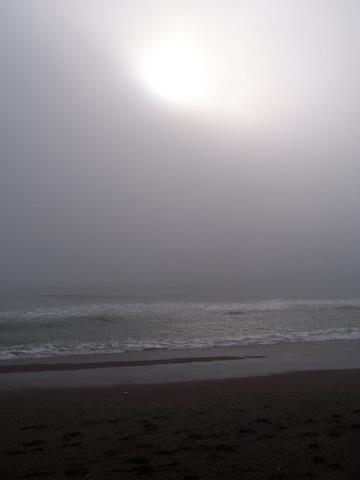 Overcast Sun