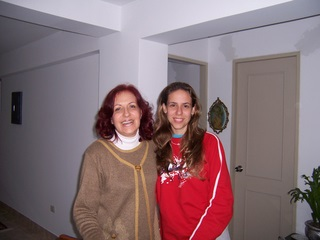 Natalia y Mama