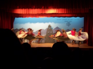Baileros Folkloricos