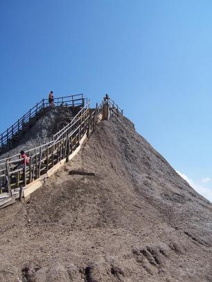 El Volcán de Lodo El Totumo