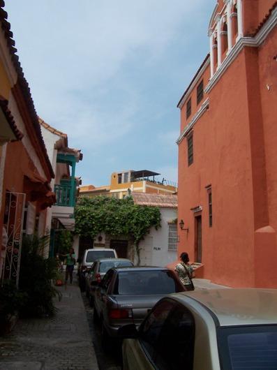 calle enCartagena