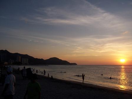 beach at SantaMarta