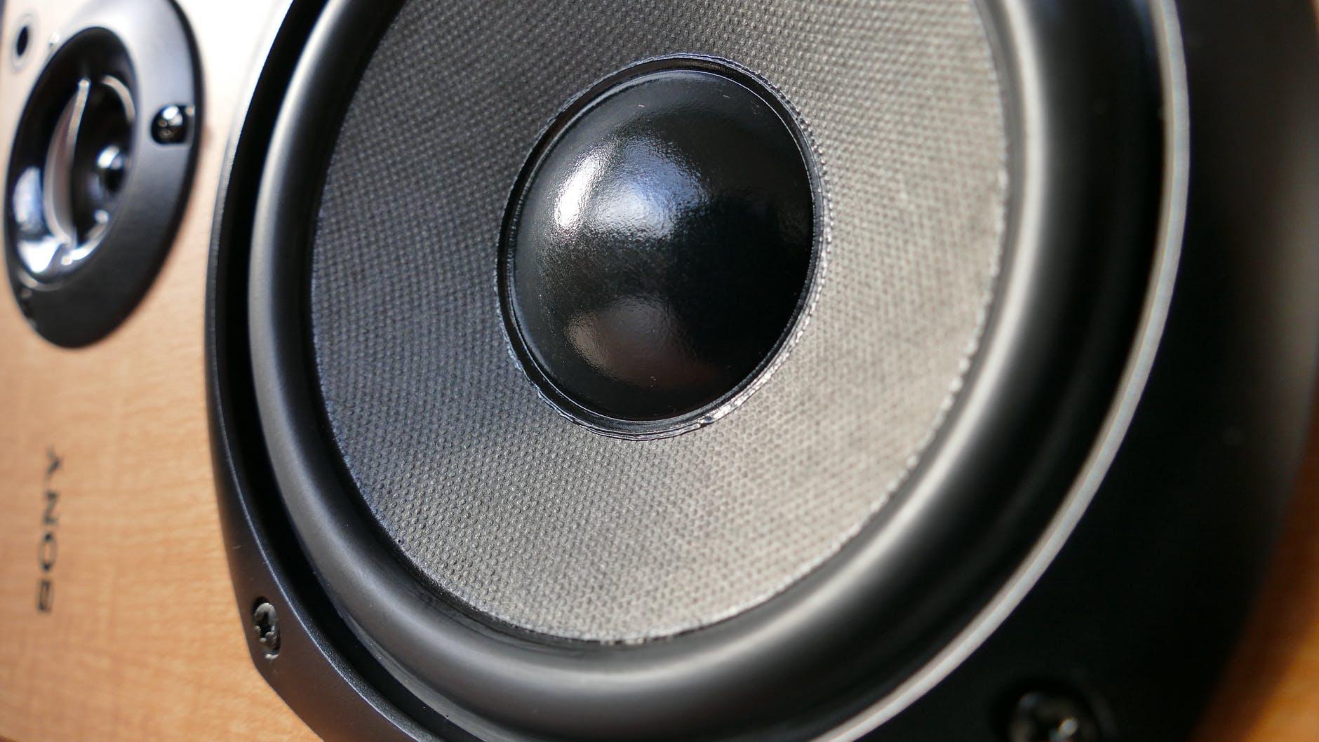 acoustic amplifier audio bass
